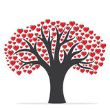 Happy valentine's day card design Royalty Free Stock Photography