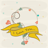 Happy Valentine's Day celebration concept. Royalty Free Stock Photo