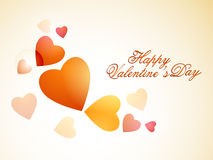Happy Valentine's Day celebration. Royalty Free Stock Photos