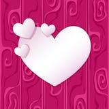 Happy Valentine`s Day.  Stock Photography