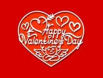 Happy Valentine`s Day Stock Image