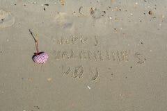 Happy Valentine`s Day Royalty Free Stock Photography