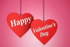 Happy Valentine s Day Heart Stock Photo