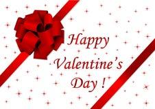 Happy Valentine's Day illustration Stock Photos