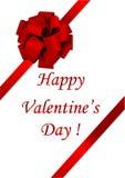 Happy Valentine's Day illustration Stock Photo