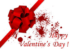 Happy Valentine's Day illustration Stock Image
