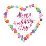 Happy Valentine`s Day. Stock Photos