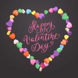 Happy Valentine`s Day. Stock Images