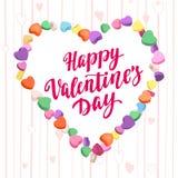 Happy Valentine`s Day. Stock Image