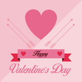 Happy valentine's day Royalty Free Stock Photos