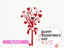 Happy valentine's day, symbol. Photo of abstract image, happy valentine's day symbol, to beautify a website. Enriched your website professionally with this Royalty Free Stock Photography