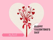 Happy valentine's day, symbol. Photo of abstract image, happy valentine's day symbol, to beautify a website. Enriched your website professionally with this Stock Photography