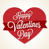 Happy Valentine's Day Royalty Free Stock Images