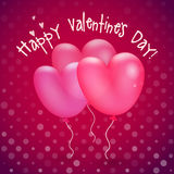 Happy Valentine`s Day Stock Photography