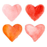Happy Valentine's Day vector card Stock Photos