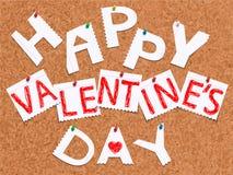 Happy Valentine's Day Royalty Free Stock Photos