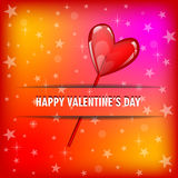 Happy valentine's day vector Royalty Free Stock Photo