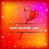 Happy valentine's day vector Royalty Free Stock Photo