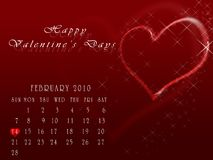 Happy Valentine's Days Stock Image
