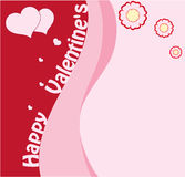 Happy valentine's1 Royalty Free Stock Images