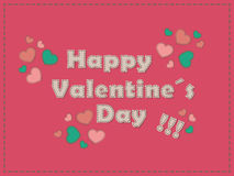 Happy Valentine´s Day Royalty Free Stock Photos