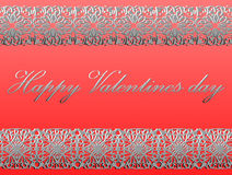Happy Valentines day Royalty Free Stock Images