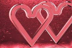 Happy Valentines day Stock Photos