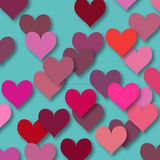 Happy Valentines day. Royalty Free Stock Images