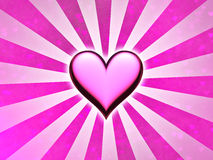 Happy Valentines Day Background Royalty Free Stock Images