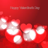 Happy valentines. This is a  valentines day card use any size Royalty Free Stock Image