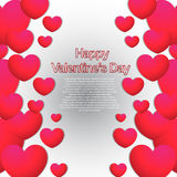 Happy valentines day 2014. This is a valentines day card use any size royalty free illustration