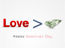 Happy Valentines Day celebration concept. Royalty Free Stock Images