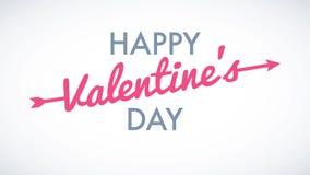 Happy valentines day celebration design