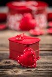 Happy Valentines day Stock Photography