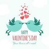 Happy Valentines Day vector illustration