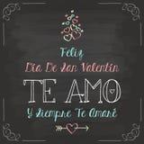 Happy Valentines Day royalty free illustration