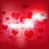 Happy valentines day elegant background. This is a  valentines day card use any size Royalty Free Stock Image