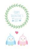 Happy valentines day Royalty Free Stock Photo