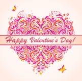 Happy Valentines Day! Stock Images