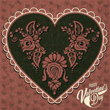 Happy Valentines Day. vector illustration