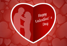 Happy Valentines Day Stock Image