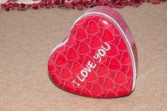 Happy Valentines Day. Love and happiness... Royalty Free Stock Photo