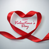 Happy Valentines Day. Stock Images