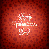 Happy valentines day-02 royalty free illustration