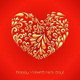 Happy Valentines Day. Stock Images