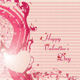 Happy valentines day and wedding cards. This is file of EPS10 format Royalty Free Stock Images