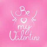 Happy Valentines Stock Photography