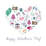 Happy Valentines Stock Photo