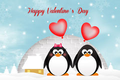 Happy Valentone's Day Royalty Free Stock Photography