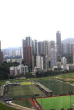 Happy Valley, Hong Kong Island Royalty Free Stock Image